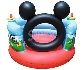 Mickey Disney Castillo hinchable la casa de Mickey Mouse, 150x130cm. disney.