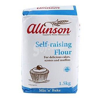 Allison Harina de trigo esponjosa 1,5 kg