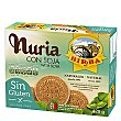 Galletas sin gluten con soja 420 g Birba