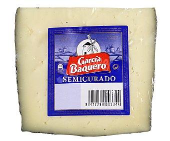 García Baquero Queso semicurado mezcla Cuña 405 g
