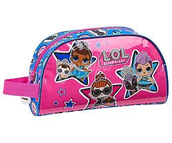 L.O.L. Surprise Neceser infantil de 26 x 16 x 9 cm, adaptable a carro portamochilas surprise!
