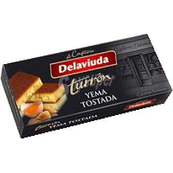 Delaviuda Turrón de yema tostada Caja 300 g