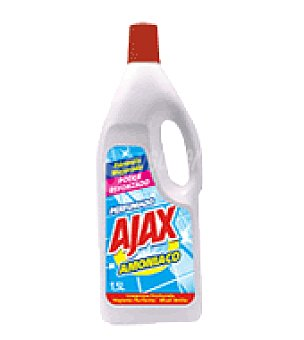Ajax Limpiahogar amoniaco 1250 ml
