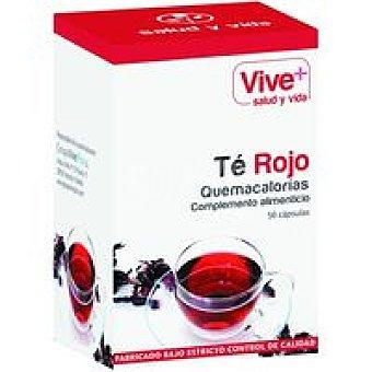 VIVE+ Té Rojo 50 u