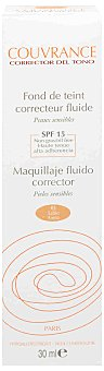 Avène Avène Couvrance Maquillaje Fluido Corrector Arena 30 ml