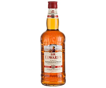 SIR EDWARDS Blended Whisky Escocés Botella de 2 Litros