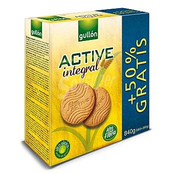 Gullón Active Fibra Integral Caja 840 grs