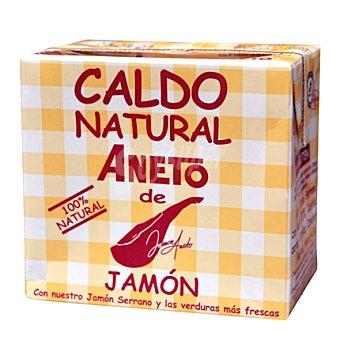 Aneto Caldo natural de jamón 500 ml