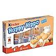 Happy Hippo 5 uds. 103 g Kinder