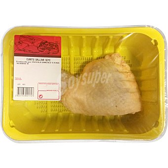 Cuarto de gallina Bandeja 500 g peso aprox.