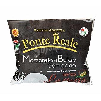 Campana Queso Mozzarella de búfala S/lactosa Hispano Italiana 125 g