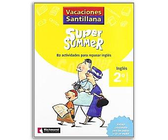 SANTILLANA Super Summer 2 1 Unidad