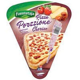 Fuentetaja Pizza de chorizo Caja 225 g