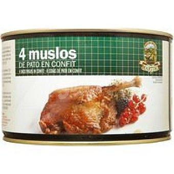 Martiko Muslos de pato en confit 4 unid