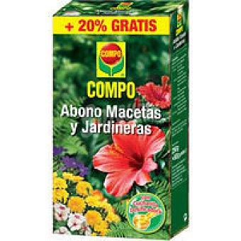 Compo Abono para macetas Caja 250 g
