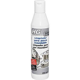 HG Limpiador de acero inoxidable Bote 250 ml