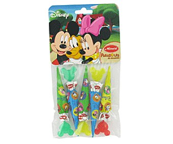 Mauri Parasoles de Chocolate Disney Pack de 5x10gr
