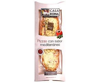 Casa Bona Baguetina de queso provolone y atún 400 gr