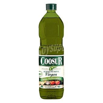 Coosur Aceite de oliva virgen Cocina Mediterránea 1 l