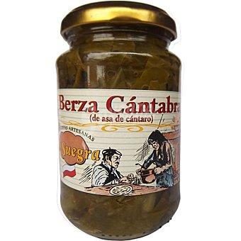La Suegra Berza cantabra frasco 345 g
