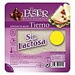 Queso lonchas tierno ecológico sin lactosa 80 G 80 g El Pastor