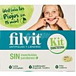 Antipiojos kit dimeticona Bote 250 ml Filvit