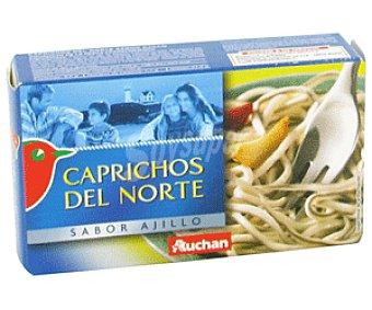 Auchan Surimi Caprichos del Norte al Ajillo 50 Gramos