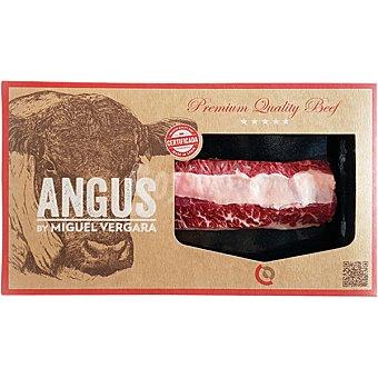 Miguel Vergara Entraña de angus formato skin peso aproximado Bandeja 300 g