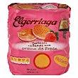 Galletas rellenas Delicias de nata 2x150 g Elgorriaga