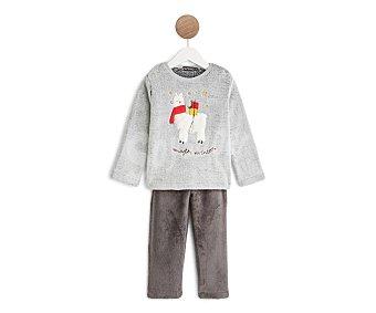 In Extenso Pijama peluche para bebé Talla 86.