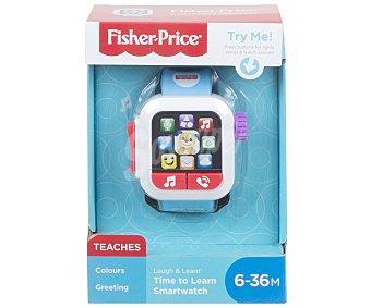 Fisher-Price Smartwatch hora de aprender, juguete con música y luz, Price.