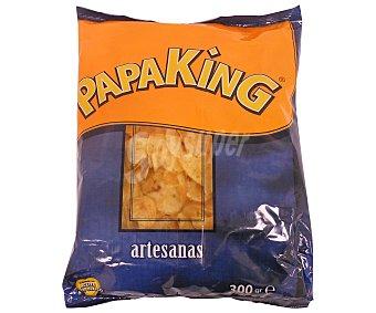 Papaking Patatas fritas artesanas 300 Gramos
