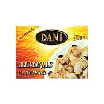 Dani Almeja al natural 12/18 piezas Lata 56 g