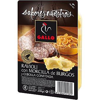Gallo Ravioli morcilla y cebolla 250 g