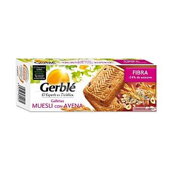 Gerblé Galletas de muesli sin azúcar gerble 190 g