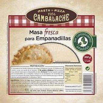 Cambalache Masa para empanadillas Paquete 300 g