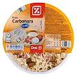 Pizza carbonara Envase 400 gr DIA