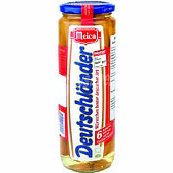 Meica Salchichas Deutschlander Frasco 330 g