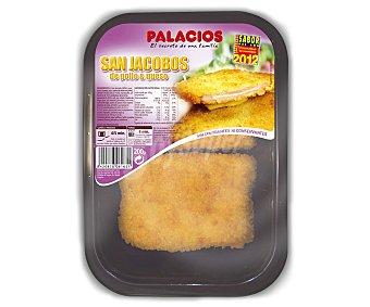 Palacios San Jacabo Pollo y Queso 200g