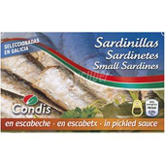 Condis Sardinillas escabeche 85 GRS
