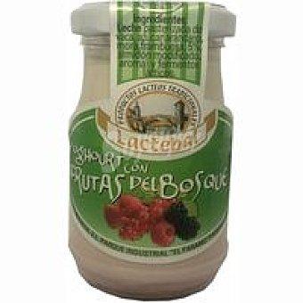 Lactebal Yogur con frutas del bosque Tarro 130 g