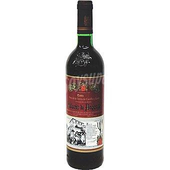 PALACIO DE ARGANZA Vino tinto reserva de la Tierra de Castilla y León Botella 75 cl