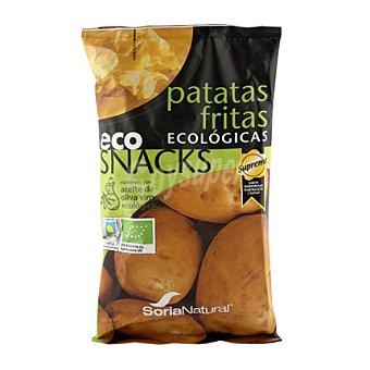 Soria Natural Patatas fritas ecológicas en aceite de oliva 125 g