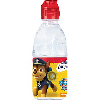 Lanjarón Agua mineral natural (personajes surtidos según existencias) Botella 33 cl