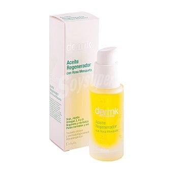 Dermik Aceite facial regenerador antienvejecimiento rosa mosqueta linea dermik Bote 30 cc