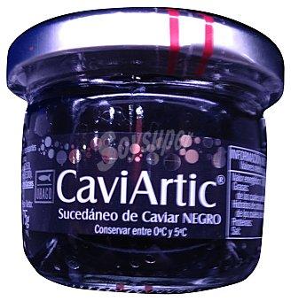 Ubago Huevas sucedaneo de caviar negro Tarro 75 g