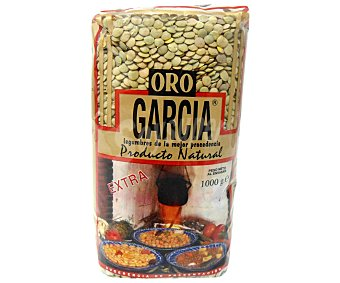 García Lenteja Castellana Oro 1 Kilogramo