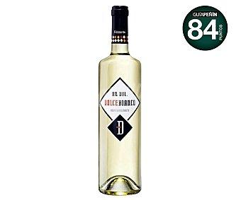 Dolce Bianco Vino blanco verdejo semidulce de aguja de la tierra de Castilla y León  botella 75 cl