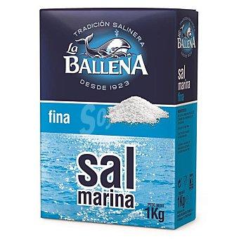 La Ballena Sal marina fina Paquete 1 kg