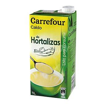 Carrefour Caldo de verduras Brik de 1 kg